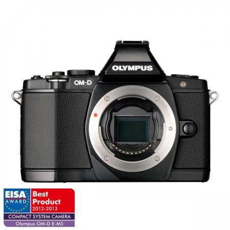 Olympus OM-D E-M5 body - negru