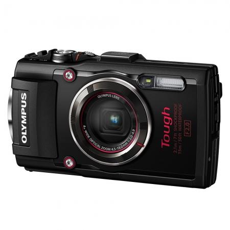Olympus TG-4 negru - RS125018100-1