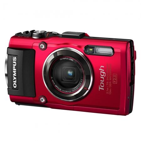Olympus TG-4 rosu - RS125018099