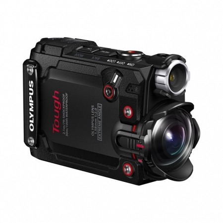 Olympus TG-Tracker Negru filmare 4k stabilizare 5 axe