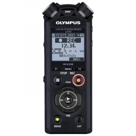 Olympus LS-P2 - reportofon PCM liniar