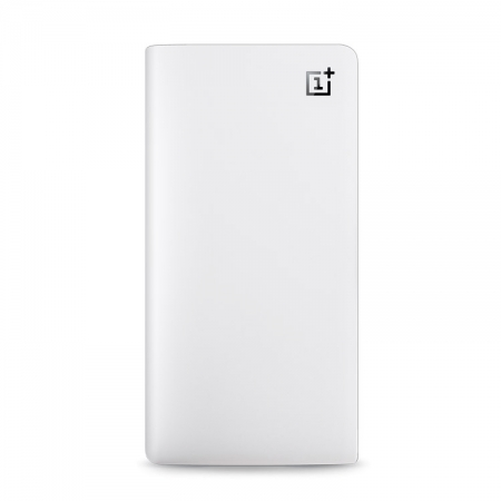 One Plus Power Bank - baterie externa Li-Po 10000 mAh alb