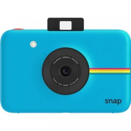 Polaroid Instant Snap Digital - Camera foto, 10MP, Albastru