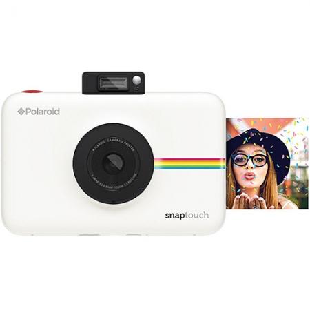 POLAROID Camera Foto Instant Snap Touch cu Hartie Foto 2x3'' Alb RS125032693