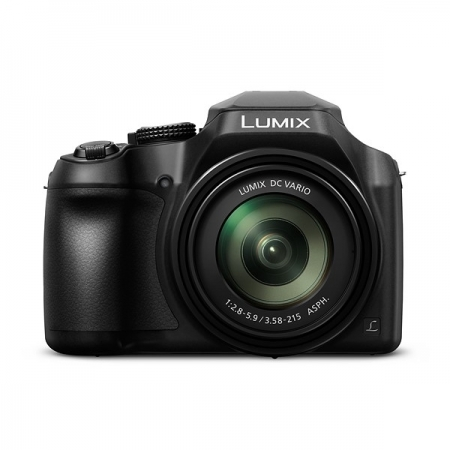 Panasonic DMC-FZ82, 60x, 4K video, Negru