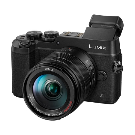 Panasonic DMC-GX8 kit 14-140mm f/3.5-5.6 Power O.I.S