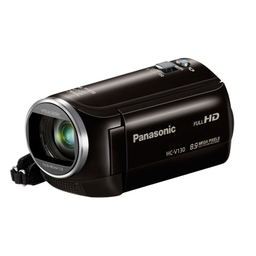 Panasonic HC-V130EP-K Negru - RS125012170
