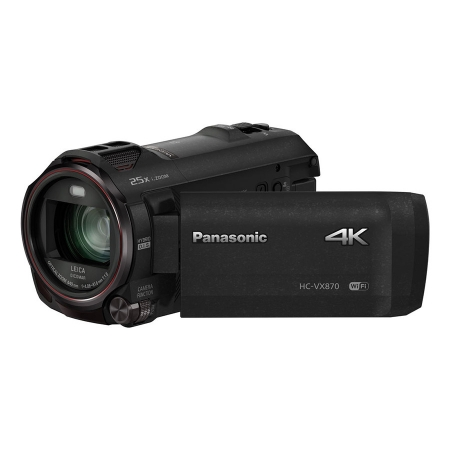 Panasonic HC-VX870 - camera video 4K
