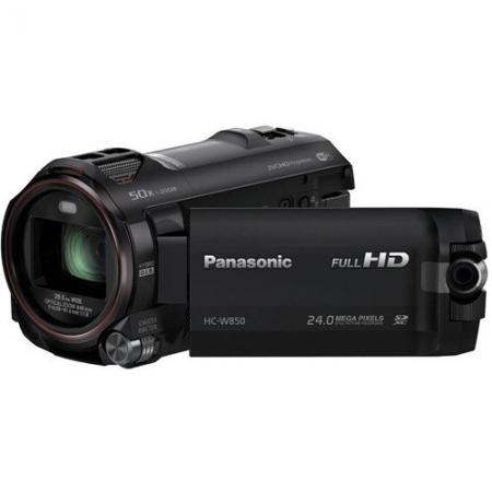 Panasonic HC-W850 - camera video cu 2 obiective, Full HD, Wi-Fi, NFC