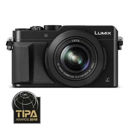 Panasonic LUMIX DMC-LX100 Negru MFT MOS Sensor - RS125014769-1