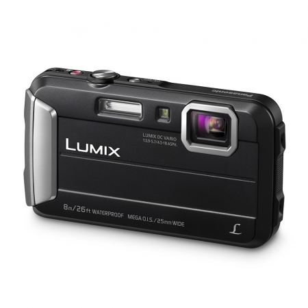 Panasonic Lumix DMC-FT30 - aparat foto subacvatic - negru