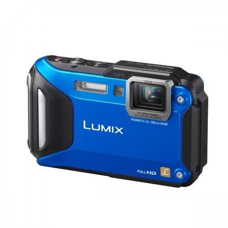 Panasonic Lumix DMC-FT5A albastru - aparat foto subacvatic