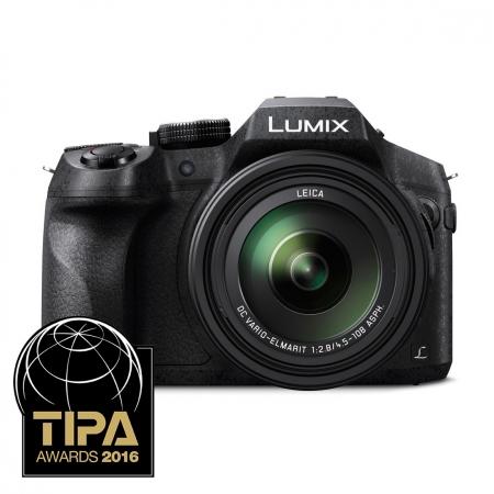 Panasonic Lumix DMC-FZ300 cu 4K