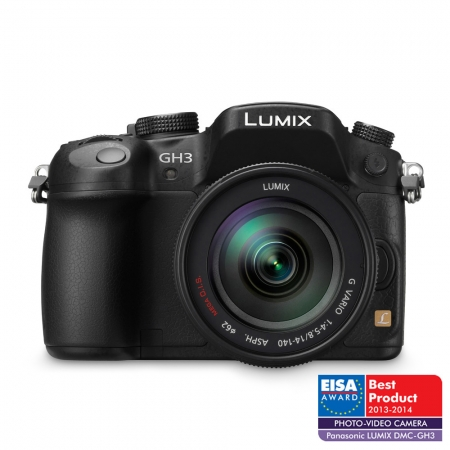 Panasonic Lumix DMC-GH3 kit G Vario HD 14-140mm f/4.0-5.8 Asph. MEGA O.I.S