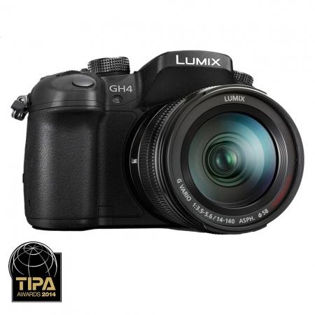 Panasonic Lumix DMC-GH4 kit G Vario 14-140mm ASPH Power O.I.S