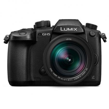 Panasonic Lumix DMC-GH5 Kit Leica 12-60mm f/2.8-4 DG Vario-Elmarit O.I.S