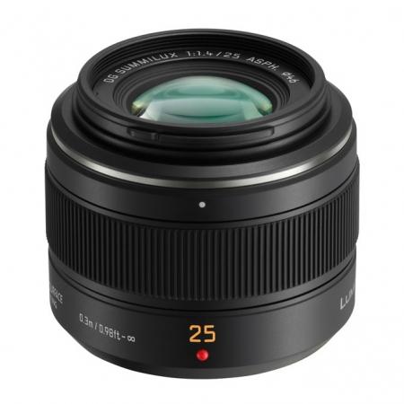 Panasonic Lumix G Micro Four Thirds Leica DG Summilux 25mm f/1.4