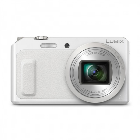 Panasonic Lumix TZ57 Alb - RS125017056