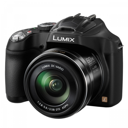 Panasonic Lumix bridge DMC-FZ72  16.1 Mpx, Zoom Optic 60x RS125007300-3