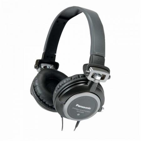 Panasonic RP-DJ600 - casti stereo DJ - negru