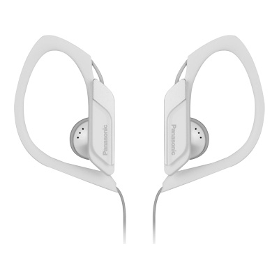 Panasonic RP-HS34 - casti stereo - alb