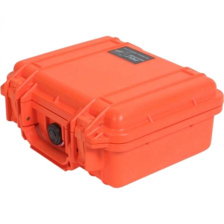 Peli Protector 1200 - Cufar transport, Portocaliu