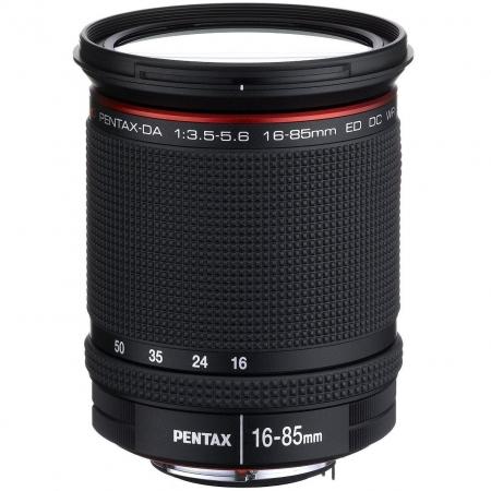 Pentax 16-85mm F3.5-5.6 DA HD ED DC WR