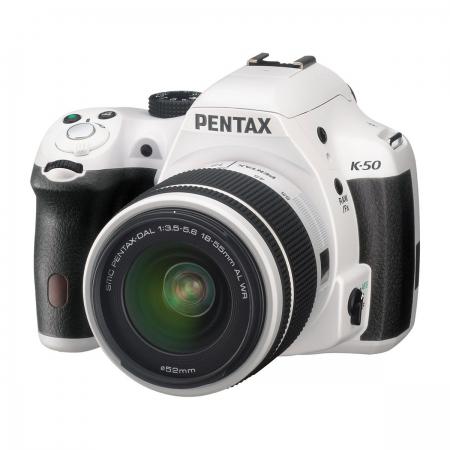 Pentax lansează K-50, cel mai nou DSLR rezistent la apă, praf și îngheț Pentax-K-50-SMC-DA-18-55-F3-5-5-6-WR-alb-28170