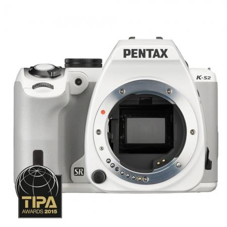 Pentax K-S2 body - alb
