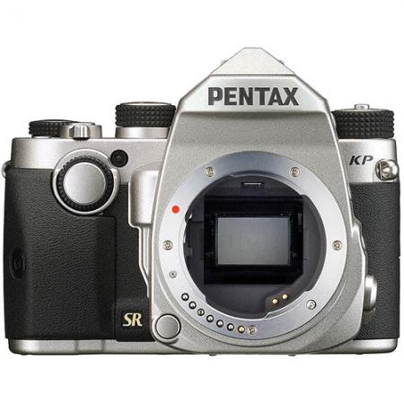 Pentax KP body, argintiu