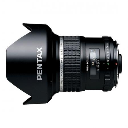 Pentax SMC FA 645 35mm f/3.5 AL (IF)
