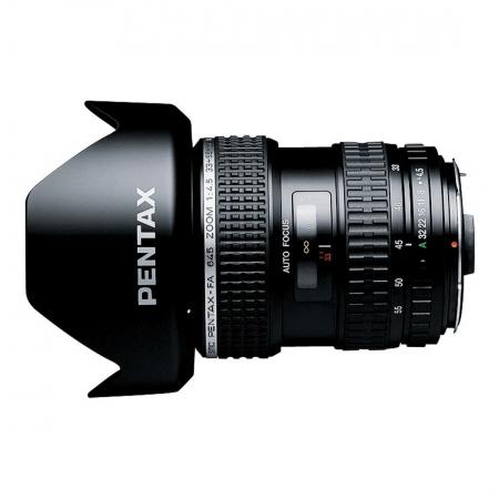 Pentax SMC FA 645 33-55mm f/4.5