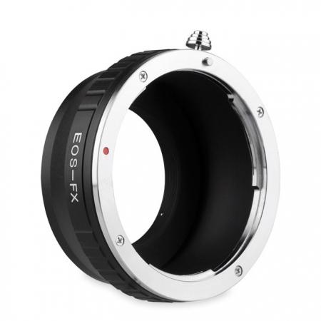 Petzval - inel adaptor Canon EOS - Fujifilm X (FX)
