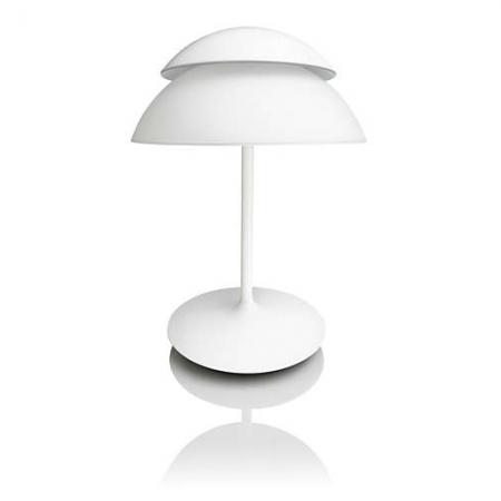Philips Hue COL Beyond - Veioza inteligenta LED, WiFi, 2x4.5W, lumina RGB