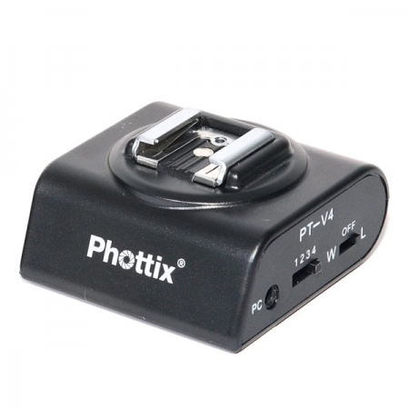 Phottix Aster PT-V4 - receptor wireless