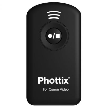 Phottix IR - telecomanda pentru functiile video Canon