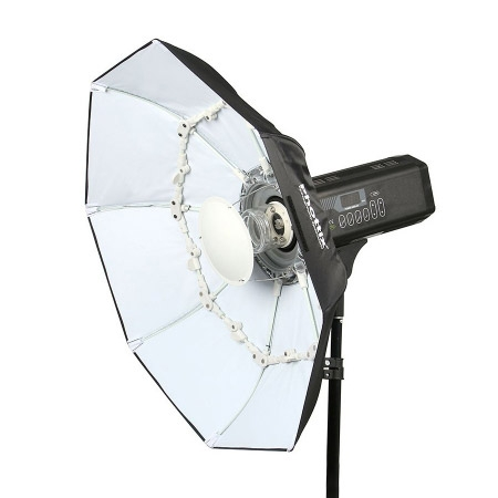 Phottix Luna Beauty Dish 70cm alb - beauty dish pliabil