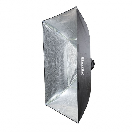 Phottix Luna Folding Softbox - 80 x 120 cm, montura Bowens