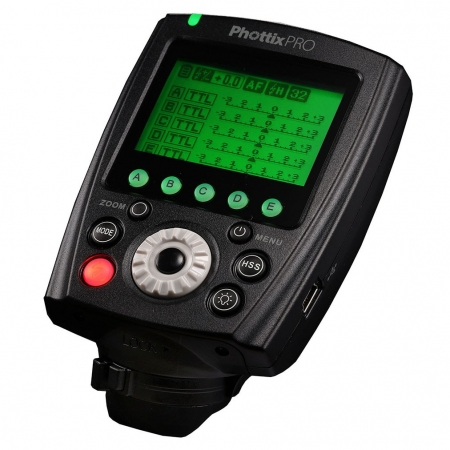Phottix Odin II TTL Flash Trigger Transmitter - transmitator pt Canon