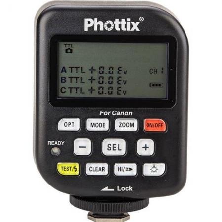 Phottix Odin TTL Flash Trigger Transmitter pt. Canon