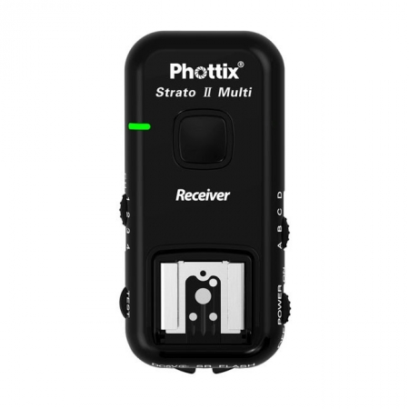 Phottix Strato II - Multi 5-in-1 receptor pentru Nikon