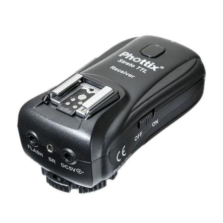Phottix Strato TTL - receptor Nikon