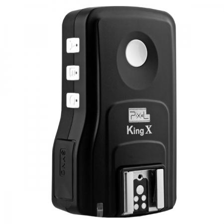 Pixel King Pro RX - receptor pentru Canon