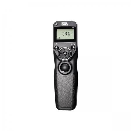 Pixel T3/DC0 Telecomanda cu fir pentru Nikon/Fuji/Kodak