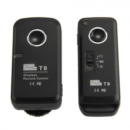Pixel T8 DC2 - Telecomanda Wireless pentru Nikon