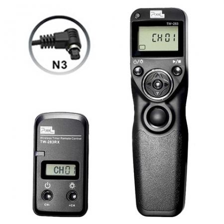 Pixel TW-283 N3 - Telecomanda Wireless pentru Canon