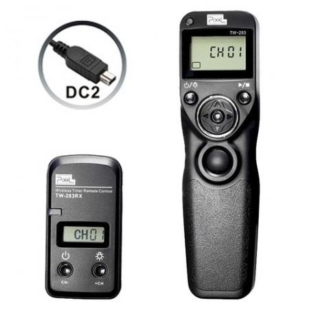 Pixel TW-283 DC2 - Telecomanda Wireless pentru Nikon