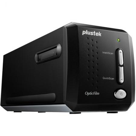 Plustek OpticFilm 8200 i SilverFast Ai - Scaner film foto