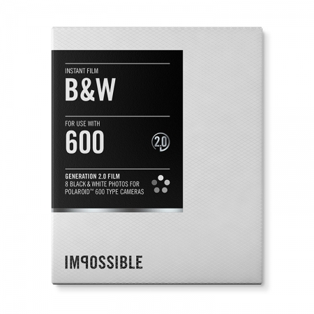 Film Impossible 600 B&W Gen 2.0