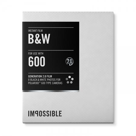 Film Impossible 600 B&W Gen 2.0